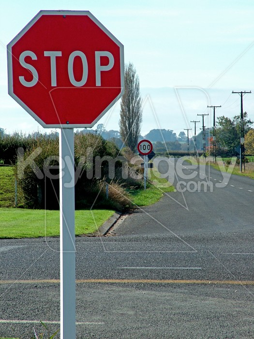 stop sign Photo #1511