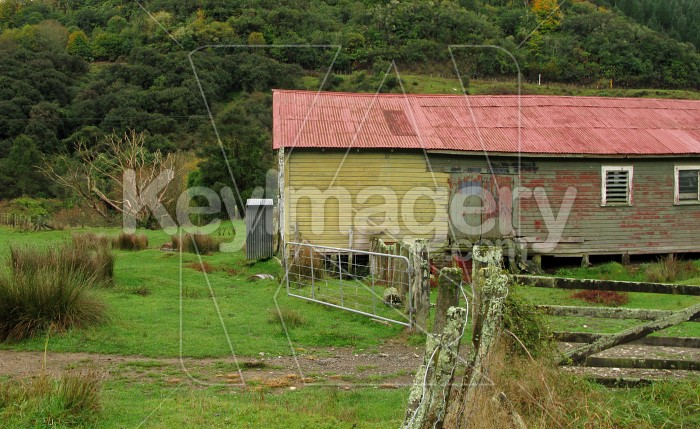 The old woolshed 2 Photo #12666