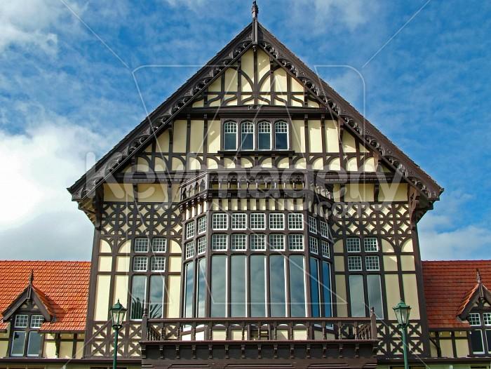 top of tudor building Photo #1200