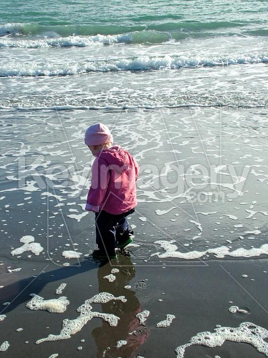 Walking on water Photo #2289