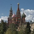 Russia, Moscow, view on the Kremlin