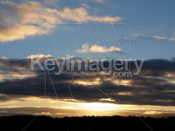 black clouds Photo #1559