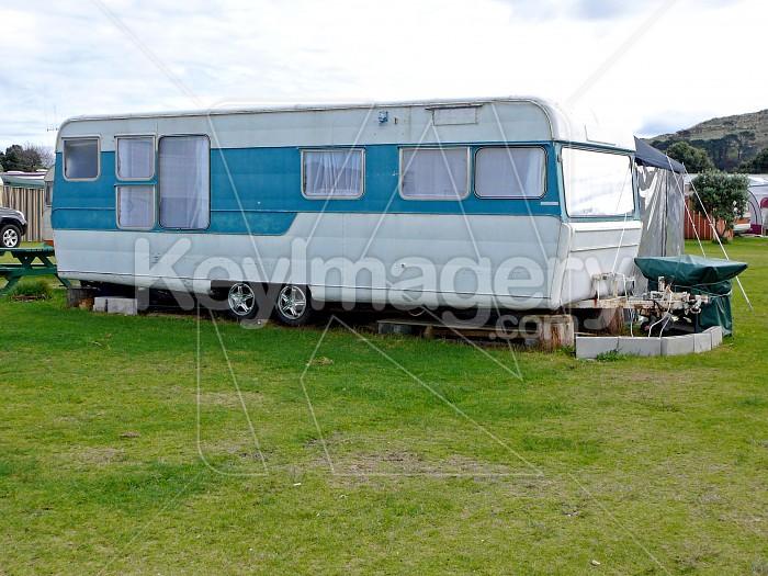 Blue caravan Photo #1298
