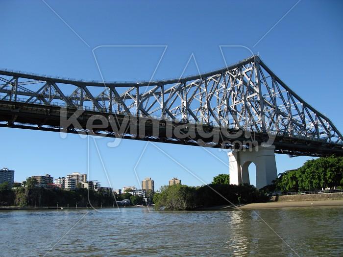 Brisbanes Story Bridge Photo #12444