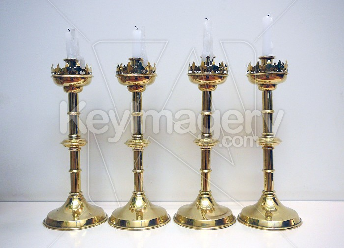 Candlesticks  resting Photo #956