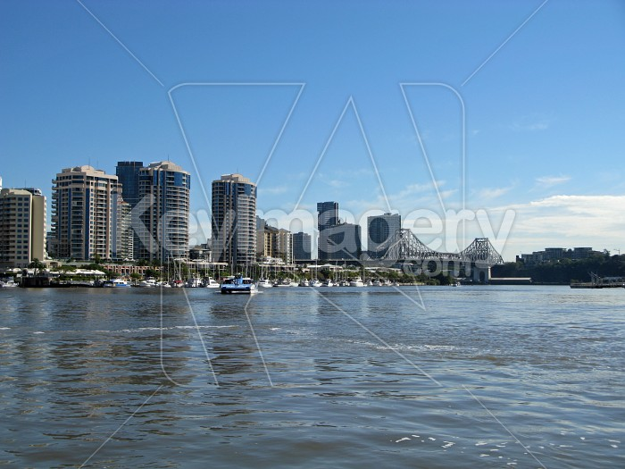 City by the river 2 Photo #12336