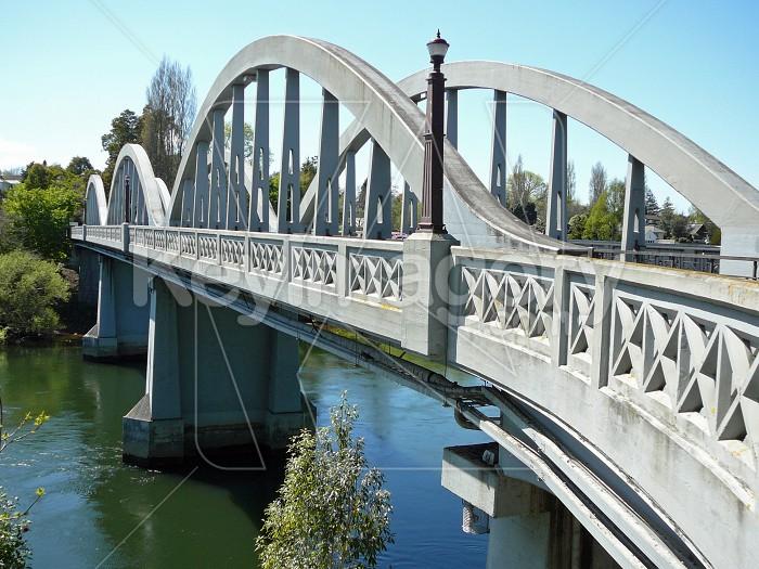 Fairfield bridge in Hamilton Photo #4729