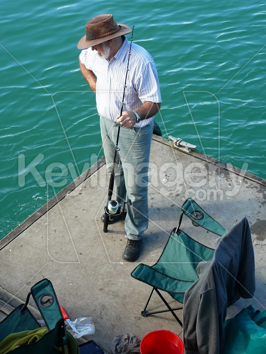 Fisherman Photo #1443