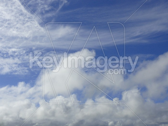 Fluffy clouds Photo #1672