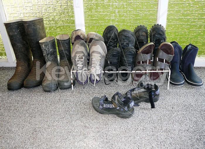 Footwear lineup Photo #1649