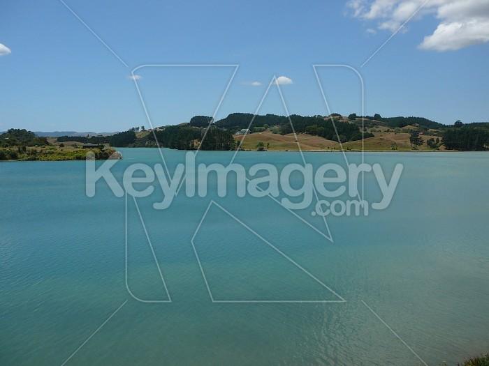 Full tide in estuary Photo #6945
