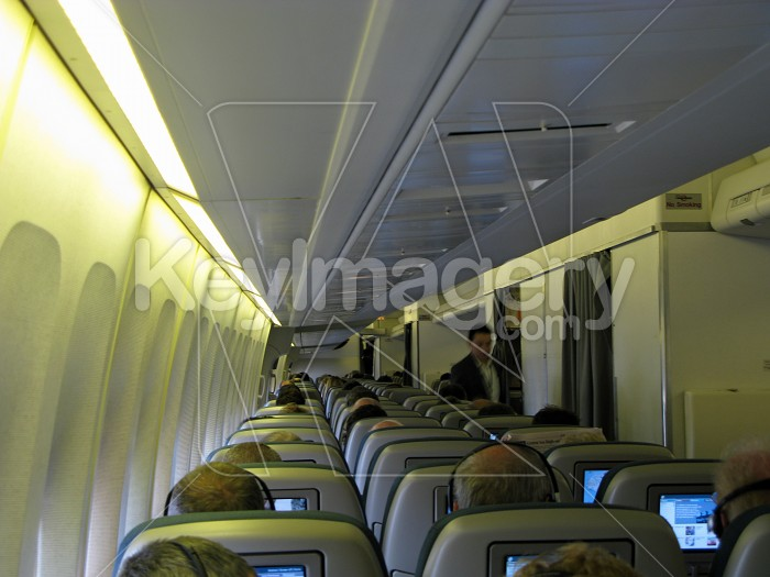 Inside the 777/400 areoplane Photo #12591