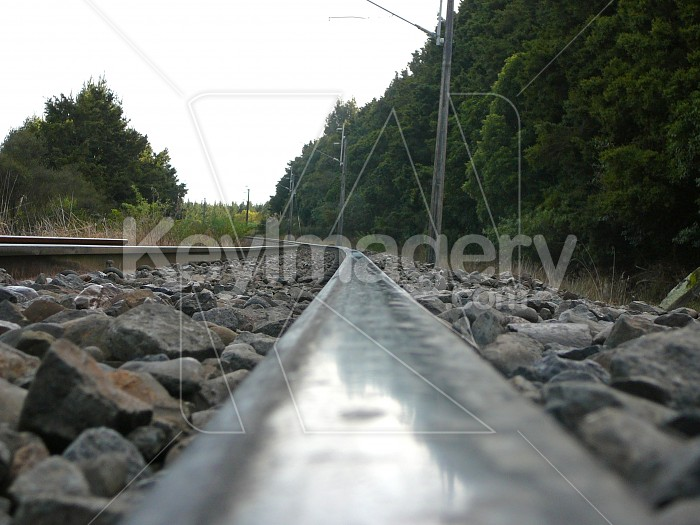 One track line Photo #1694