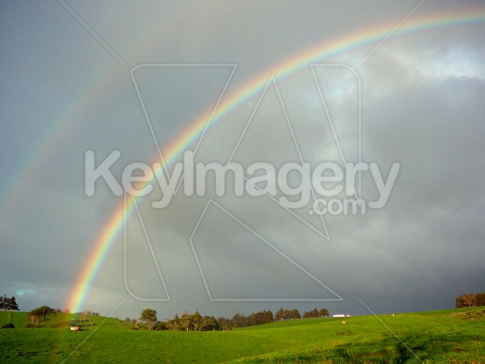 pot of gold at end of rainbow Photo #1882