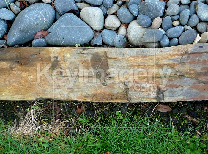 Rocks, timber and grass Photo #1304