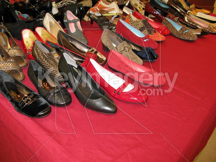 Shoes shoes and more shoes Photo #12545