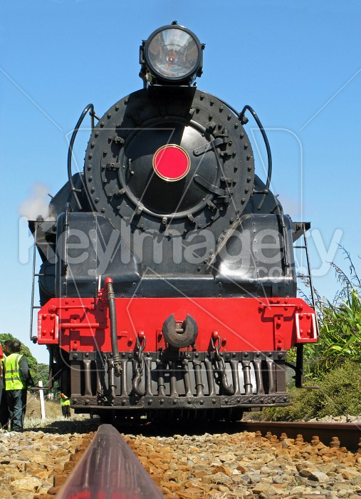 Steam train Photo #6484
