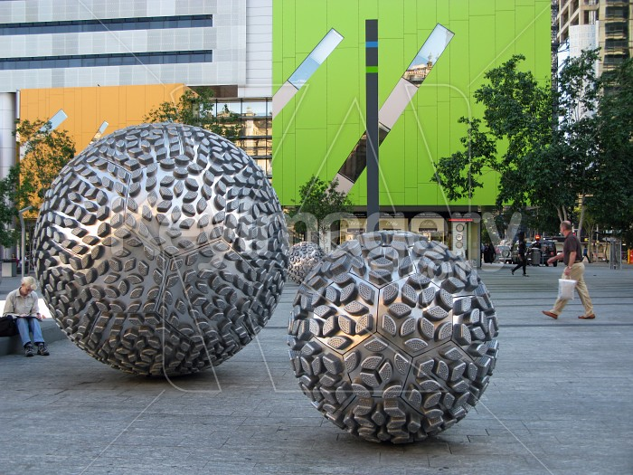 Steel balls Photo #12319
