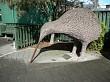 Kiwi statue