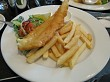 Fish & chips meal