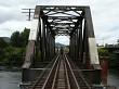 The train bridge