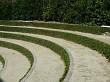 Terraced tracks