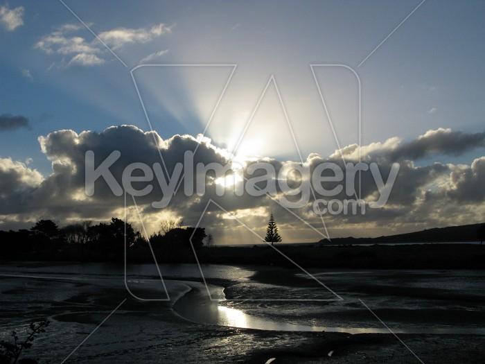 Sun shining through 5 Photo #12402