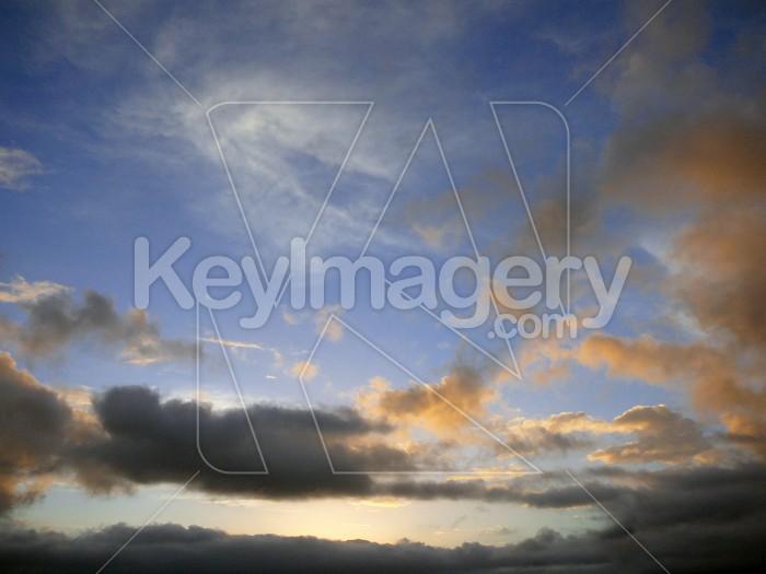 Sunrise clouds Photo #1678