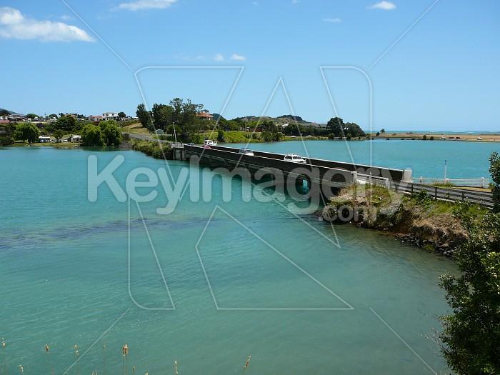 The bridge across the estuary Photo #6953