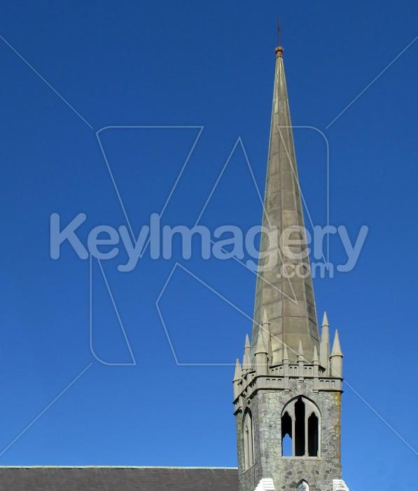 The church steeple Photo #6856