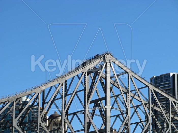 Top of Story bridge Photo #12391