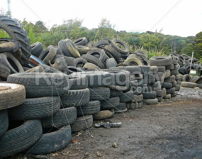 tyre stack Photo #931