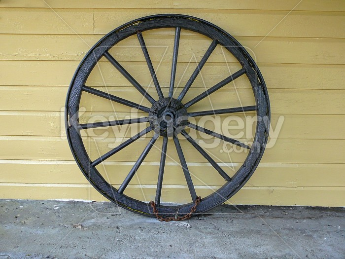 wagon wheel Photo #2042