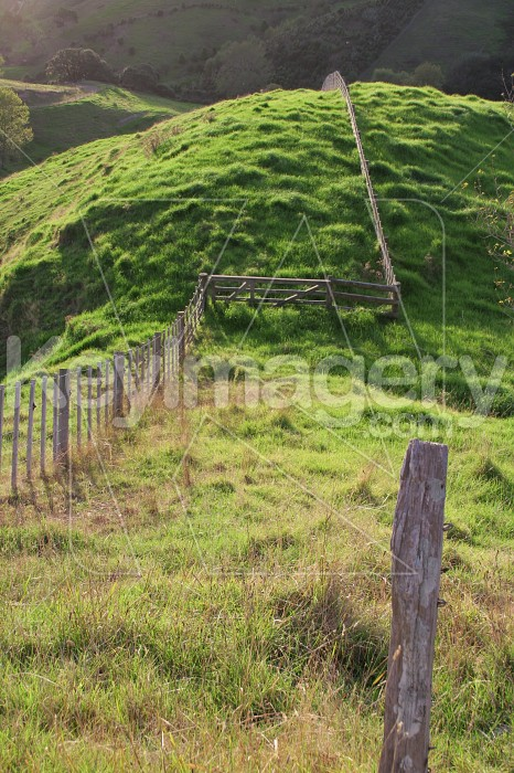 NZ Fenceline Photo #670