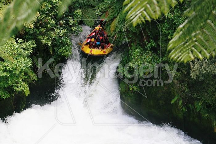 White water rafting Photo #1008