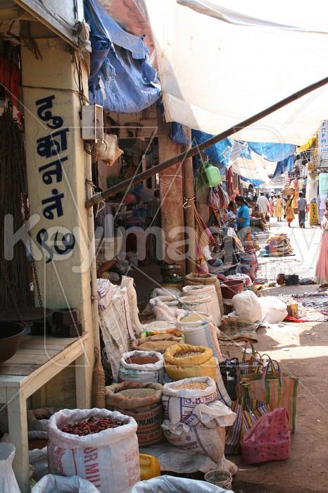 Anjuna Market Photo #1402