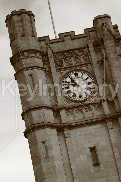 Clock Tower Photo #1400