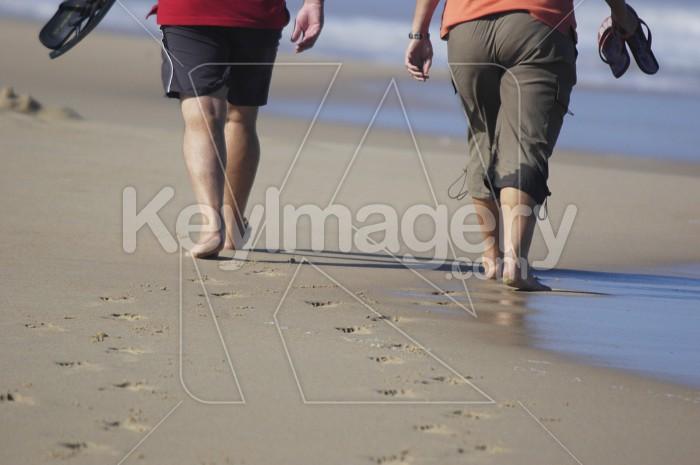A Walk On The Beach Photo #1939