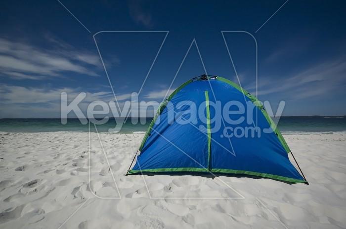 The Beach Tent Photo #1954