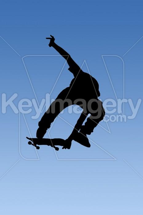 The Skateboard Rider Photo #2577