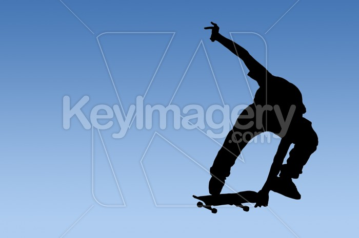 The Skateboard Rider Photo #2578
