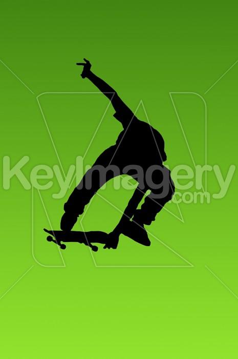 The Skateboard Rider Photo #2579