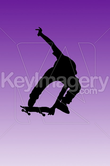 The Skateboard Rider Photo #2585