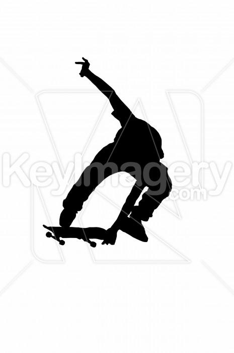 The Skateboard Rider Photo #2587