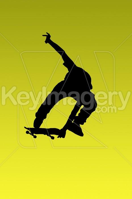 The Skateboard Rider Photo #2589