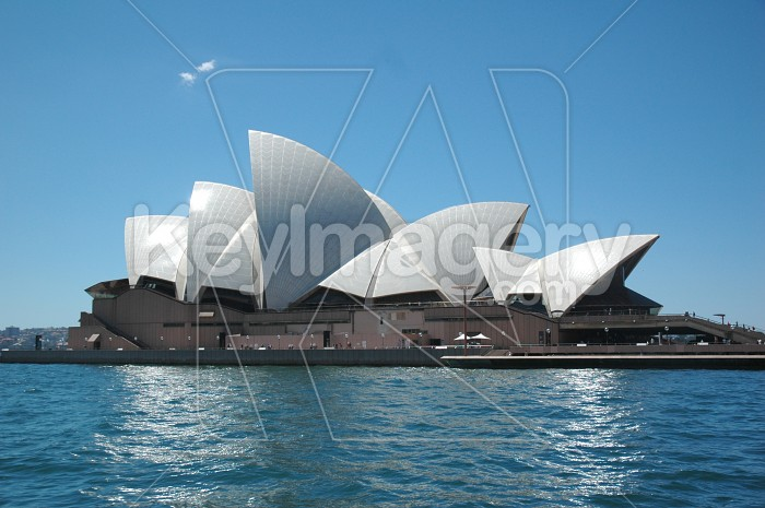 The Sydney Opera House Photo #1831