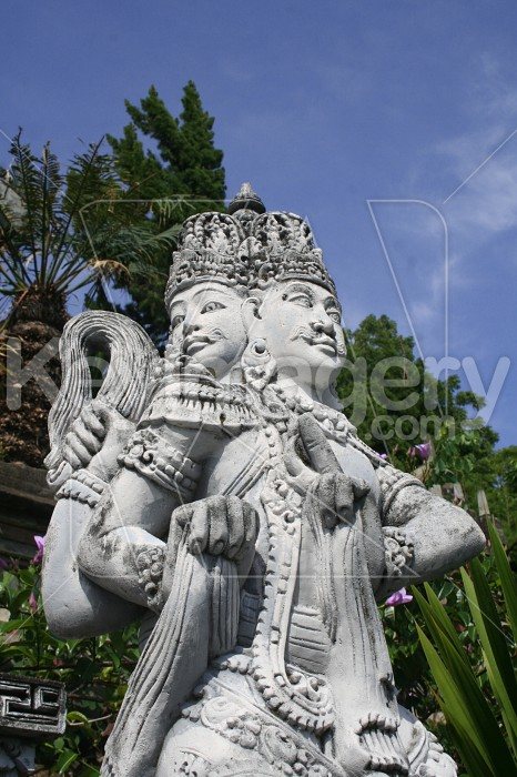 Bali god statue Photo #2401