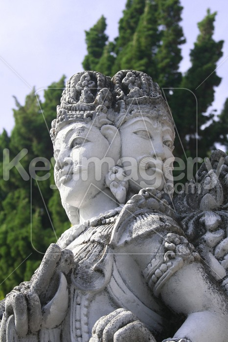 Bali statue Photo #2400