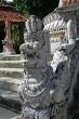 Stone dragon in Bali