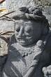 Simple Bali carving